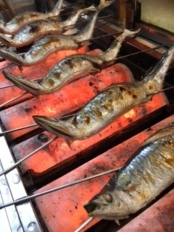 秋刀魚の季節❗️